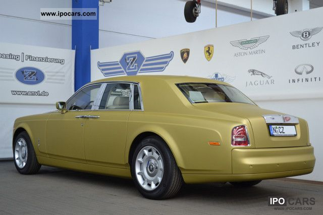 2003 Rolls Royce  GERMAN DISTRIBUTION - complete maintenance Limousine Used vehicle photo