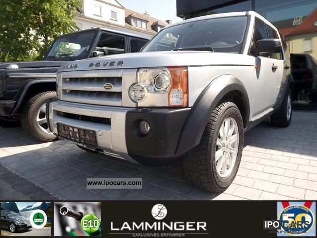 2007 Land Rover  Discovery V8 SE / full / Navi Off-road Vehicle/Pickup Truck Used vehicle photo