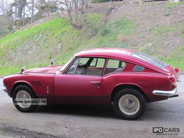 Triumph  GT6 mk2 1968 Vintage, Classic and Old Cars photo