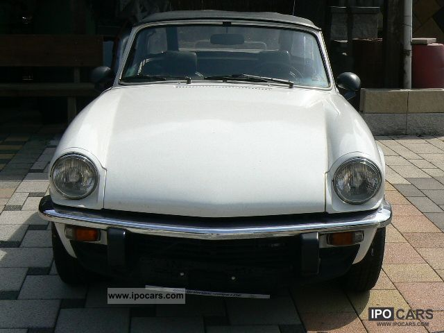 Triumph  Spitfire 1977 Vintage, Classic and Old Cars photo