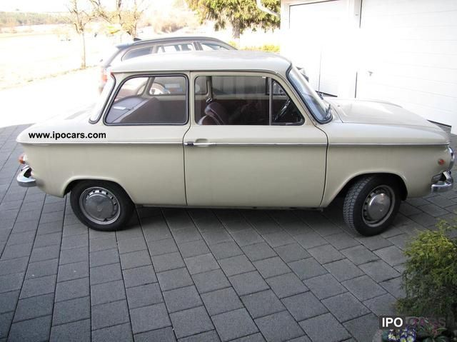 NSU  Prinz 4L 1970 Vintage, Classic and Old Cars photo