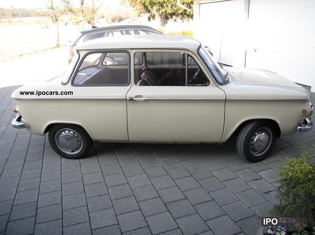1970 nsu prinz 4l car photo and specs. Black Bedroom Furniture Sets. Home Design Ideas