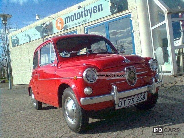 NSU  Neckar 0.8 770 Jagst 1963 Vintage, Classic and Old Cars photo