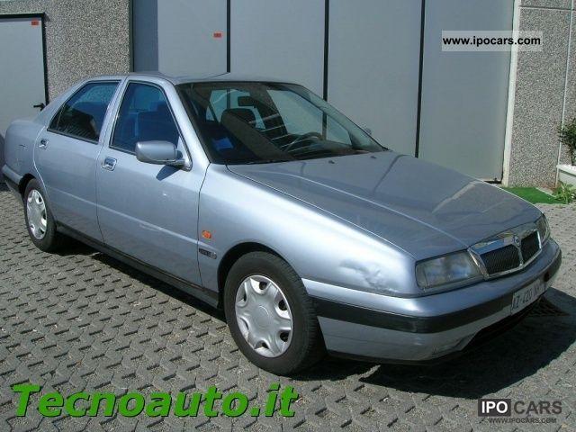 1998 Lancia  2.0i 20V K cat Limousine Used vehicle photo