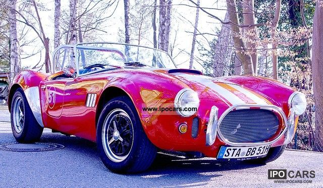 1974 Cobra H With German Approval Car Photo And Specs