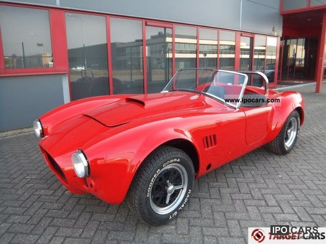 Cobra  Pilgrim Sumo LHD 3.5L V8 NL-registered 1979 Vintage, Classic and Old Cars photo