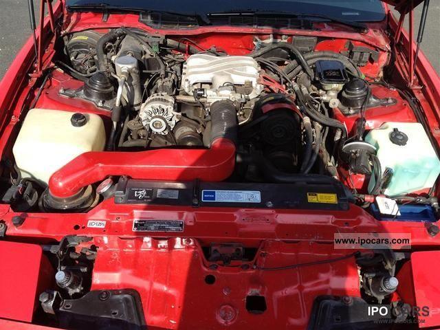 1992 Pontiac 3 1 V6 Targa Car Photo And Specs