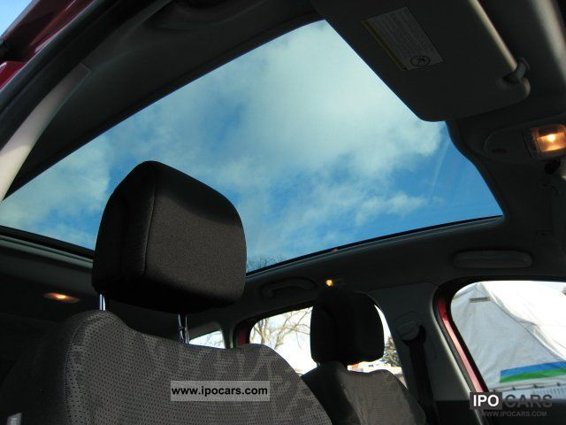 2009 Peugeot 3008 2 0 Hdi Panoramic Roof Car Photo And Specs