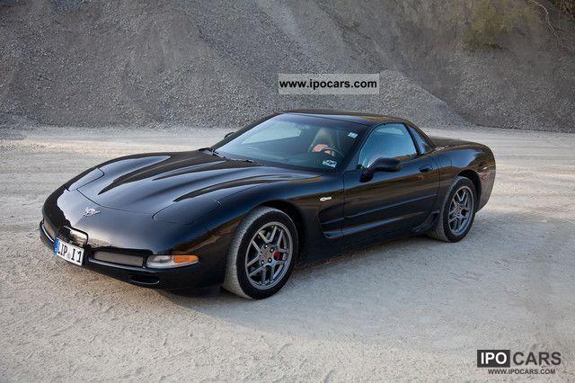 2004 Corvette C5 Z06 Anniversary Best & Original - Car Photo and Specs