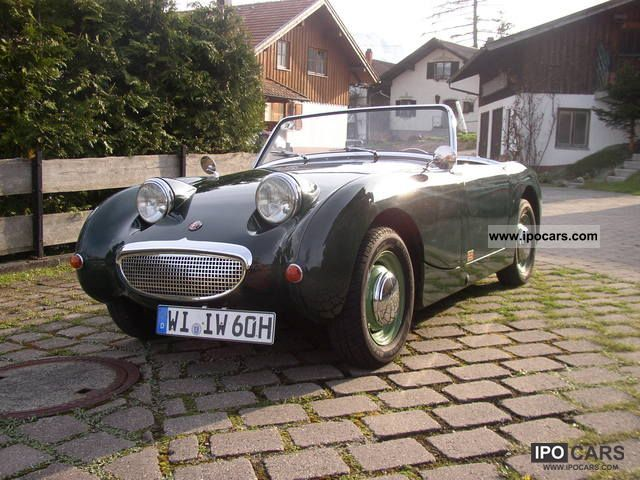 1960 Austin Healey  Other Cabrio / roadster Used vehicle photo