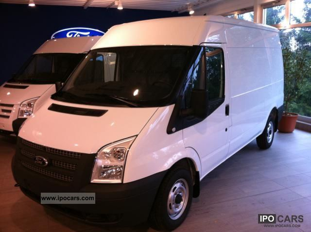 2012 Ford  Transit TDCi DPF 280 M, Model 2012, € 5, ... Other Pre-Registration photo