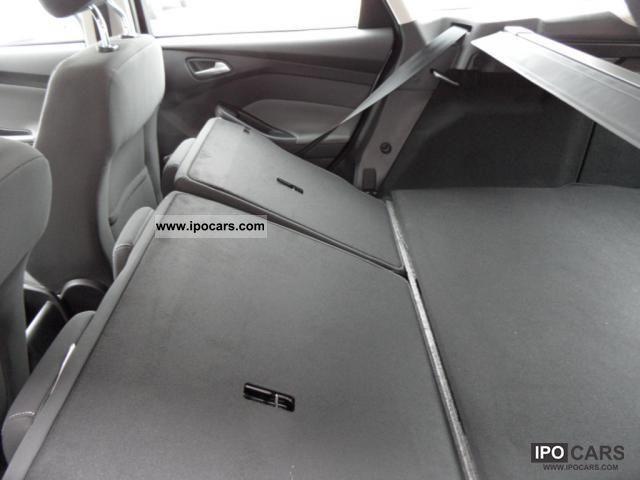 2012 Ford Focus 1 6 Trend 105ps 2 Electr Windows Programs