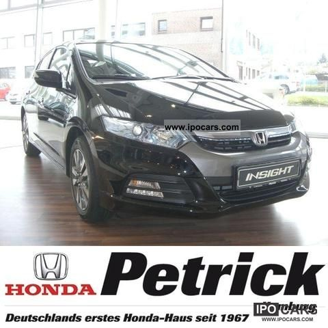 Honda  Insight 1.3 Comfort-new model 2012 - 2012 Hybrid Cars photo