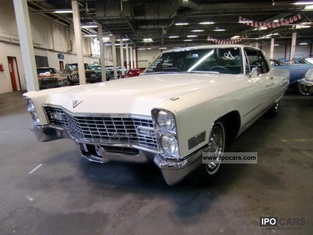 Cadillac  Deville 7.0 liter big block 340 hp!! 1967 Vintage, Classic and Old Cars photo