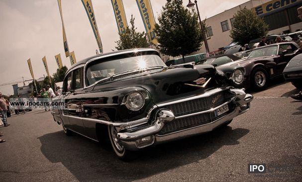 1956 Cadillac  Other Limousine Used vehicle photo