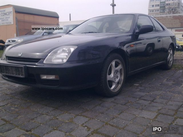 1997 Honda  Prelude 2.2i, AIR, SCHIBEDACH, ALU Sports car/Coupe Used vehicle photo