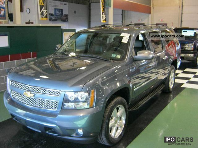 2009 Chevrolet  XL long version 7Sitzer, navigation, rear view camera ... Off-road Vehicle/Pickup Truck Used vehicle photo