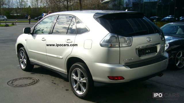 Lexus  RX 400h (hybrid) * WARRANTY * first owner * STANDHEIZU 2007 Hybrid Cars photo