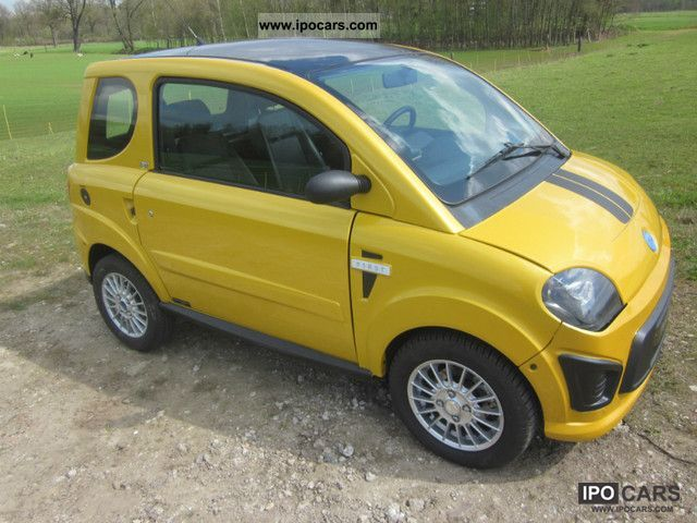 2011 Aixam  microcar due Other Used vehicle photo