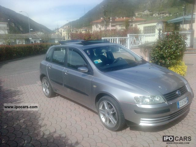 2002 fiat stilo jtd 115 cv car photo and specs. Black Bedroom Furniture Sets. Home Design Ideas
