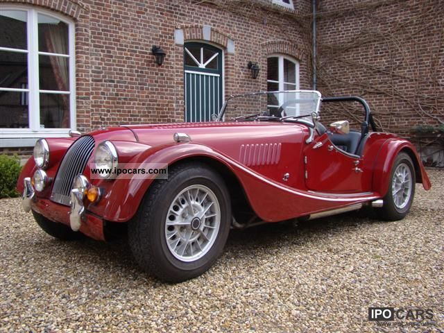 Morgan  Plus 8 1976 Vintage, Classic and Old Cars photo