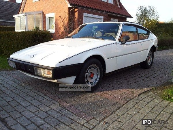 Talbot  Matra Bagheera 1978 Vintage, Classic and Old Cars photo