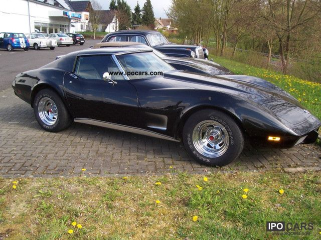 Corvette  C3 T-Top 1976 Vintage, Classic and Old Cars photo