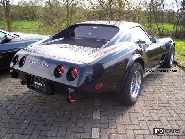 1976 corvette c3 t top car photo and specs. Black Bedroom Furniture Sets. Home Design Ideas