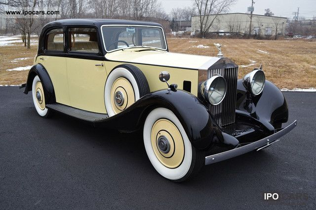 1935 Rolls Royce  20/25 Limousine Classic Vehicle photo