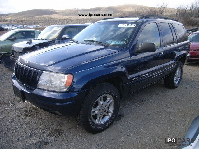 2000 jeep grand cherokee car photo and specs. Black Bedroom Furniture Sets. Home Design Ideas