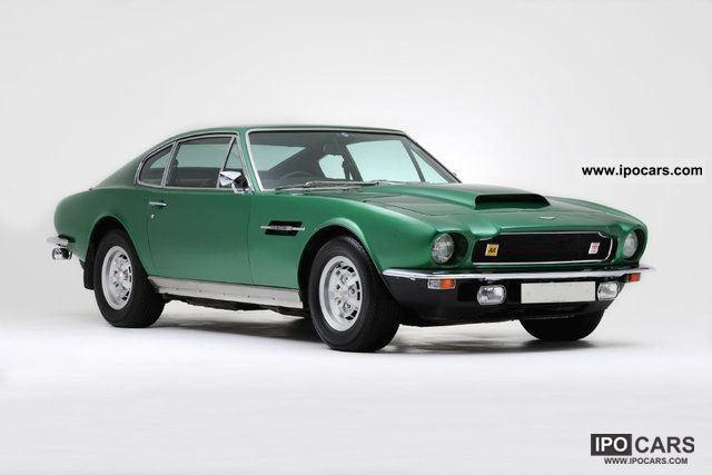 Aston Martin  V8 Series III 1975 Vintage, Classic and Old Cars photo