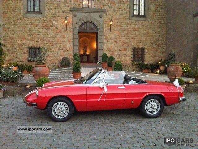 Alfa Romeo Spider Duetto Coda Tronca Lgw on 1992 Alfa Romeo Spider