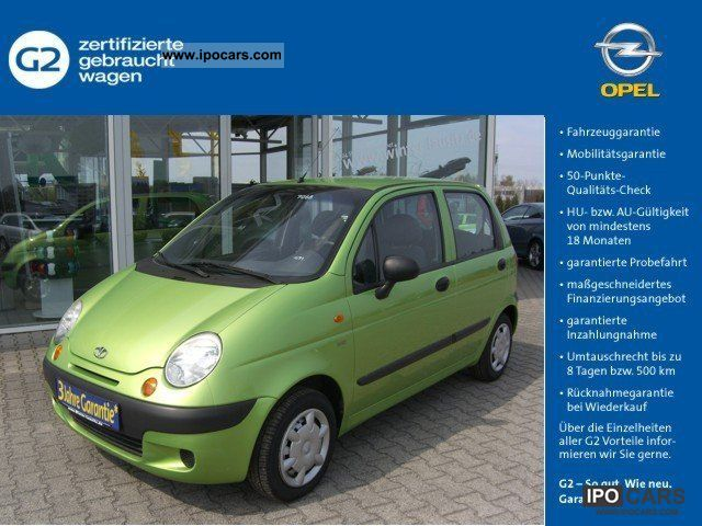 2004 Chevrolet  MATIZ Small Car Used vehicle photo