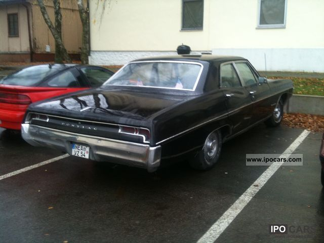 1967 Pontiac  Catalina Estate Car Classic Vehicle photo