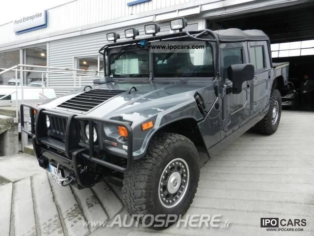 2007 Hummer  H1 Off-road Vehicle/Pickup Truck Used vehicle photo
