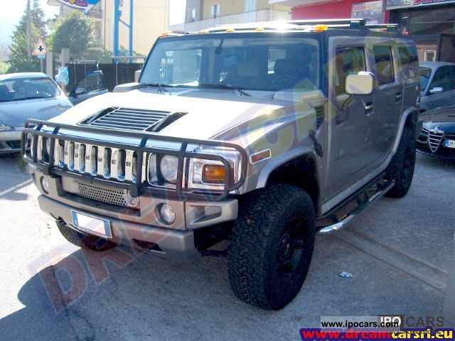 Hummer  H2 SUV Advant.6.0 V8 Lpg 2006 Liquefied Petroleum Gas Cars (LPG, GPL, propane) photo