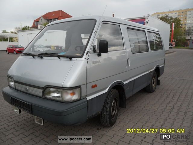 1998 Kia  Besta Van / Minibus Used vehicle photo