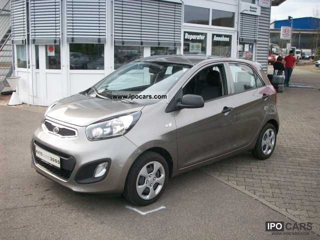 2012 Kia Picanto 10 Vision Climate The Dealer Car Photo And Specs