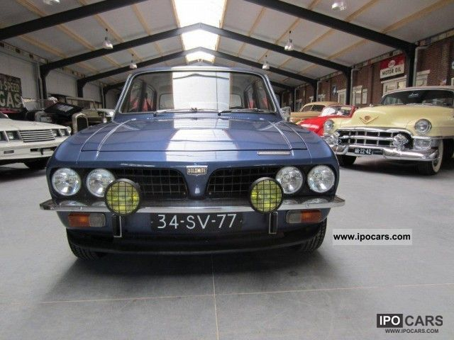 Triumph  Dolomite 01.09 1973 Vintage, Classic and Old Cars photo