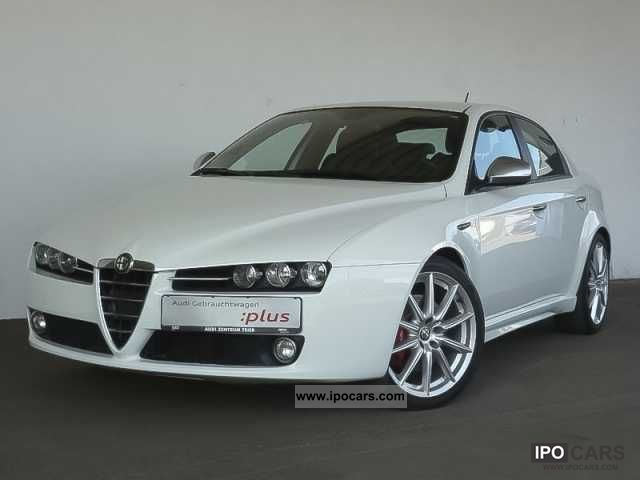 2009 alfa romeo 159 2 4 jtdm 20v dpf ti car photo and specs. Black Bedroom Furniture Sets. Home Design Ideas