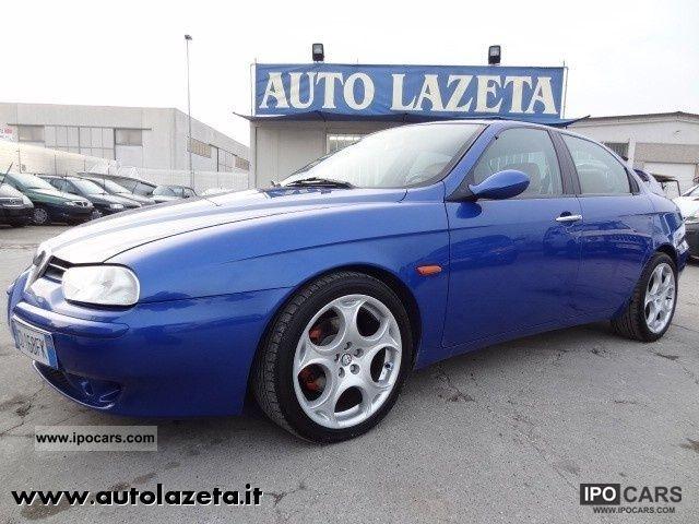 2002 Alfa Romeo  156 1.9 JTD Progression cat Limousine Used vehicle photo