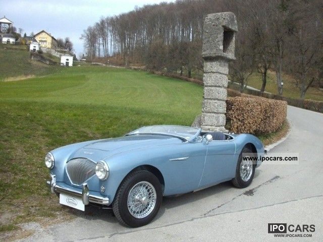 Austin Healey  Perfectly restored BN1 1954 Vintage, Classic and Old Cars photo