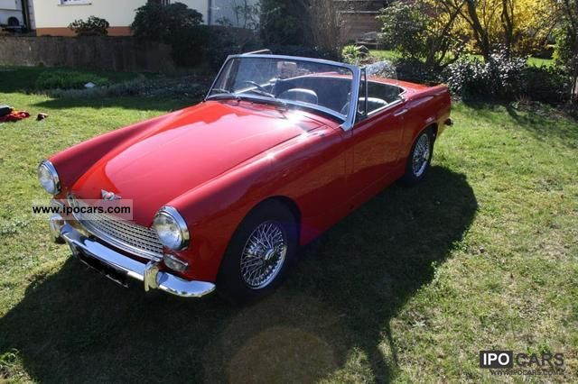 Austin Healey  Sprite MK III 1964 Vintage, Classic and Old Cars photo