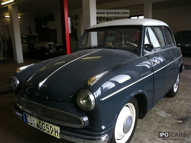Wartburg  Other 1959 Vintage, Classic and Old Cars photo