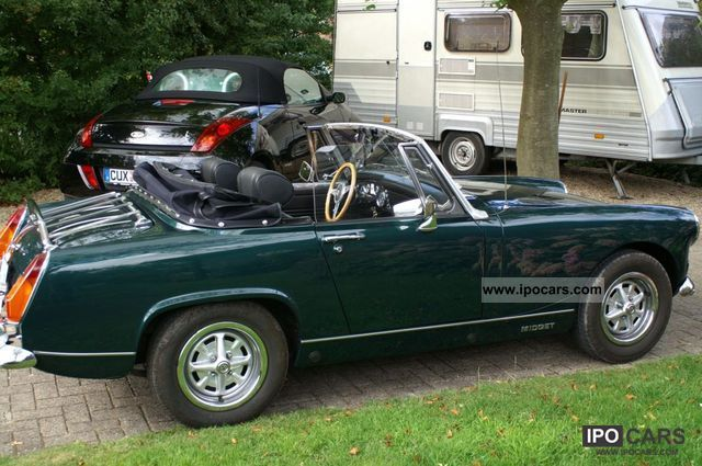 MG  Midget 1976 Vintage, Classic and Old Cars photo