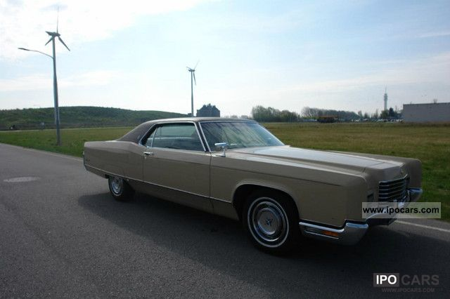 1971 Lincoln  Continental Sports car/Coupe Used vehicle photo