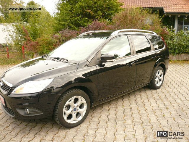 2011 Ford  Focus 1.6 TDCi DPF Viva I Estate Car Employee's Car photo