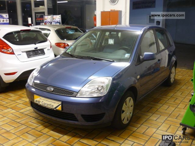 2005 Ford  Fiesta 1.4 TDCi DPF * Blues * green * Finest * 42000KM Small Car Used vehicle photo