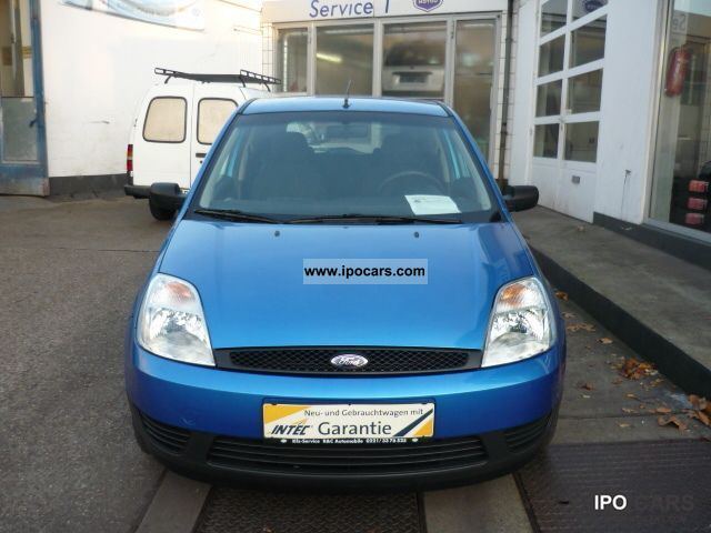2004 Ford  Viva Fiesta 1.3 61000KM climate ** ** Small Car Used vehicle photo