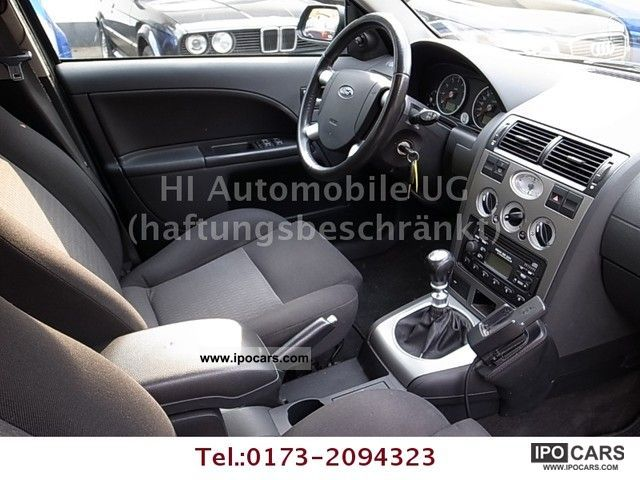 2002 Ford Mondeo 18 Ambiente EURO4 Limousine Used Vehicle Photo 7